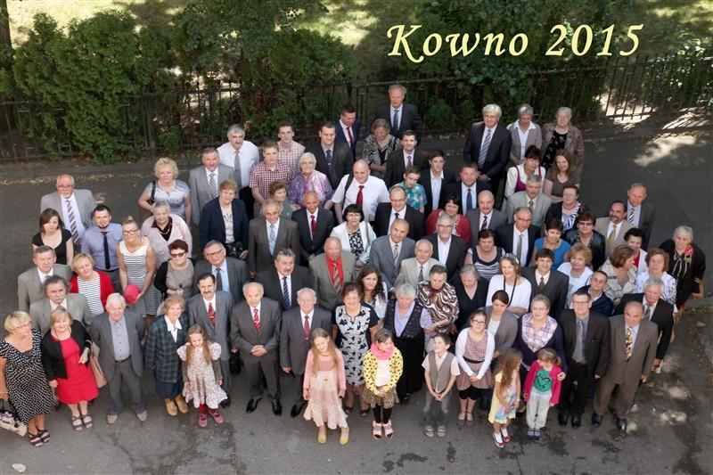 Kowno 2015 r.