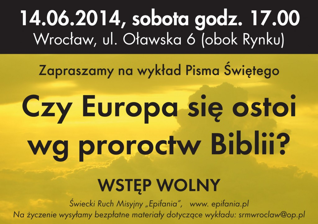 Zaproszenie Wroclaw